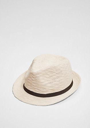 Trilby-Hut aus Slub-Yarn