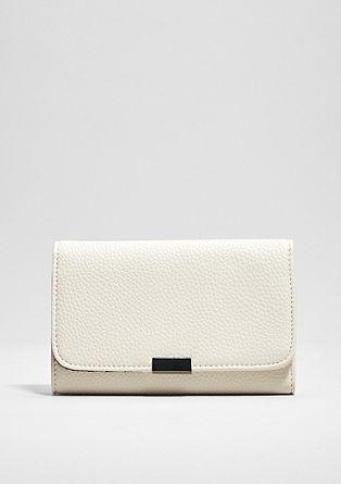 Pregibna denarnica s teksturo