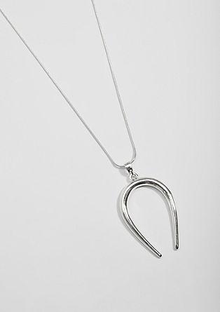 Lange ketting met hanger