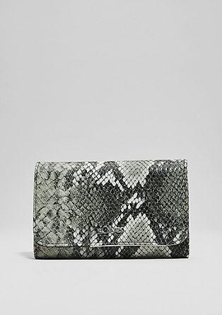 Pregibna denarnica v kačjem videzu