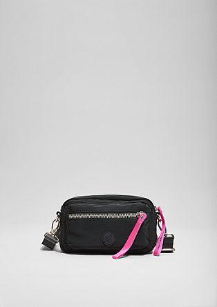 Lässige Belt Bag mit Neon-Akzenten