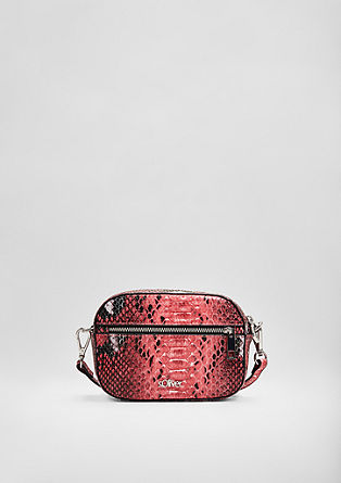 Mini bag with belt loops from s.Oliver