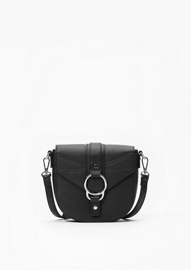 City bag met een grafische look