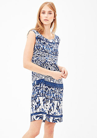 Patterned summer dress from s.Oliver
