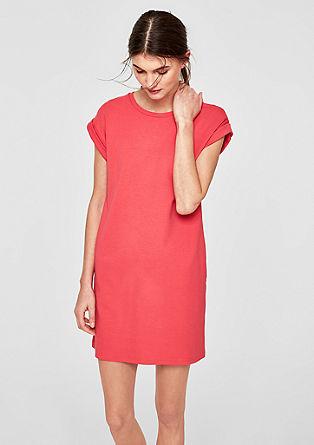 Schmales Kleid aus Jersey