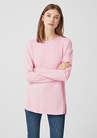 Pullover aus softem Feinstrick