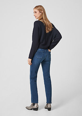 Stretch denim jeans from s.Oliver