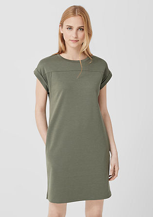Sporty dress with pockets from s.Oliver