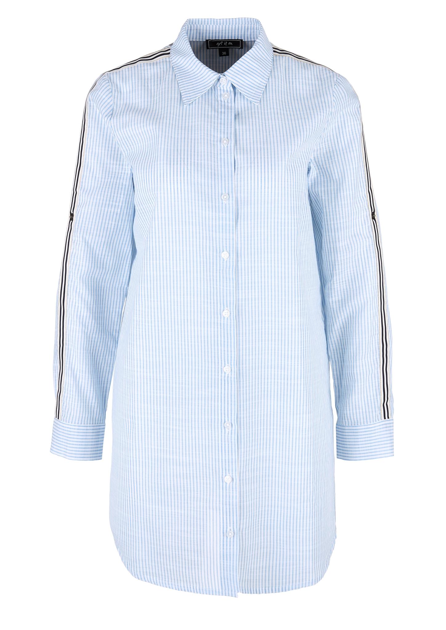 Long-Bluse | Bekleidung > Blusen > Longblusen | get it on