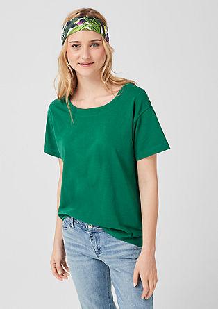 T-shirt en jersey de coton de s.Oliver
