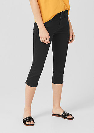 Classic Capri trousers from s.Oliver