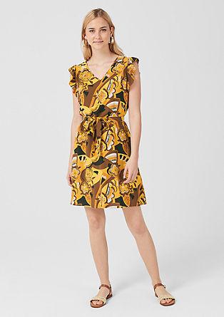 Viskozna poletna obleka