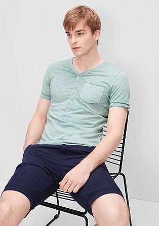 Majica iz džersija z vintage elementi