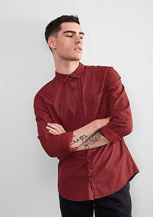 Extraslim: bombažna srajca z vzorcem