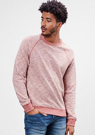 Lightweight sweatshirt from s.Oliver