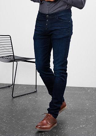 Rick Slim: Bluejeans mit Stretch