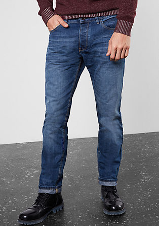 Pete Straight:Used-Jeans