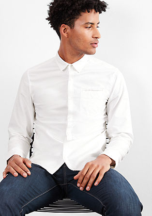 Extra Slim: Oxford shirt from s.Oliver