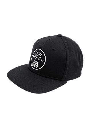 Cap designed by Robin Schulz from s.Oliver
