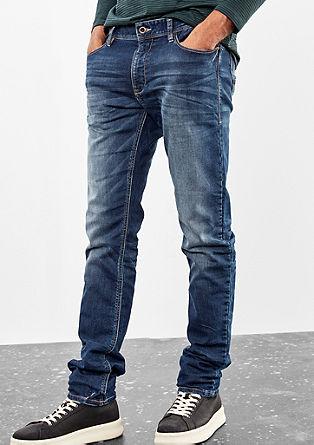 Rick Slim: Jeans mit Waschung