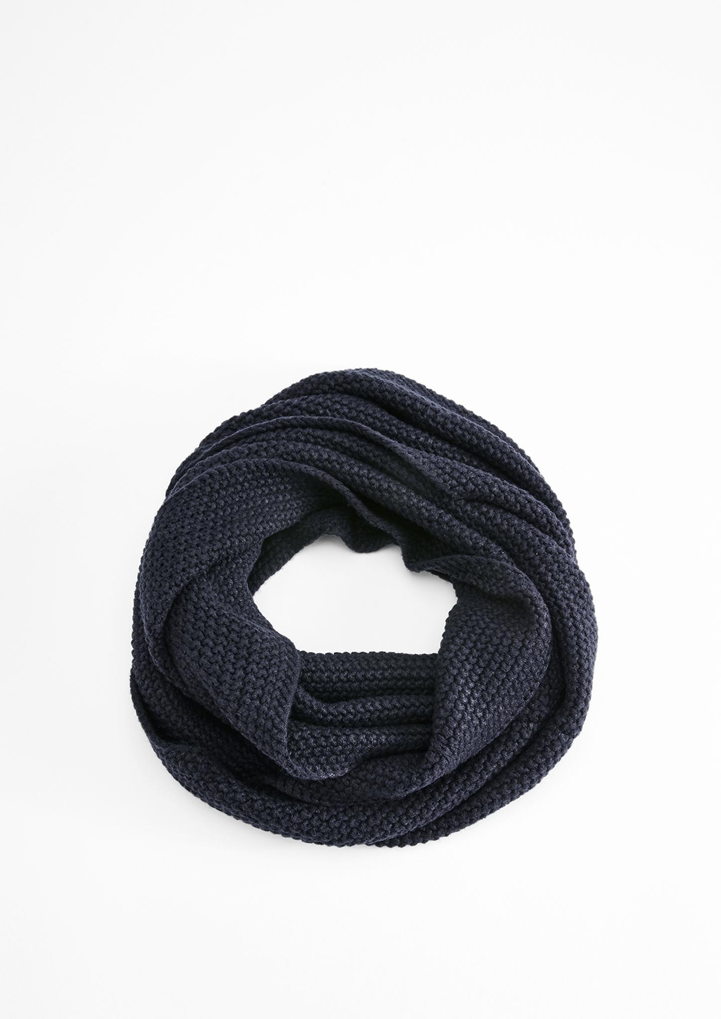 Schal | Accessoires > Schals & Tücher | Blau | 100% polyacryl | Q/S designed by