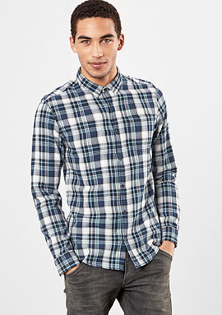 Extra Slim: košile skárovaným vzhledem