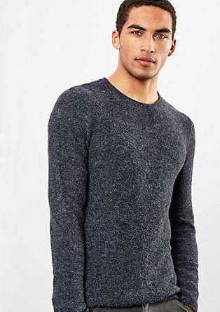 Meliran pulover v videzu volne