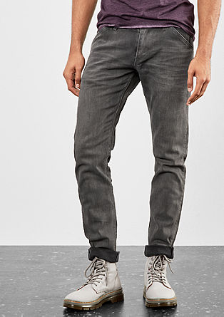 Rick slim: Verwassen denim