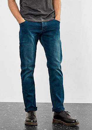 Rick slim: Coloured jeans