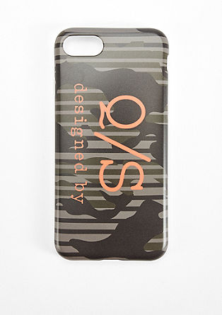 Smartphone Case mit Q/S-Print