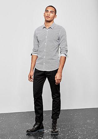 Rick Slim: kalhoty chino barvené po ušití