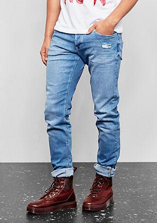 Rick Slim: Jeans mit Used-Effekten