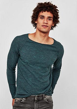 Meliran pulover iz fine pletenine