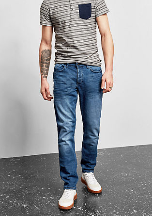 Rick Slim: slim-fitting stretch jeans from s.Oliver