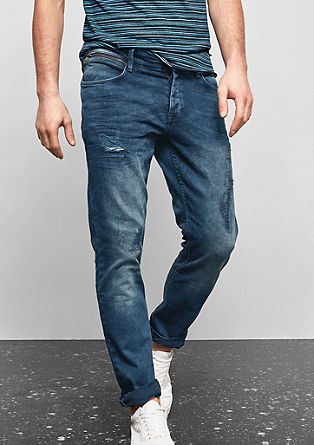 Rick slim: casual used denim