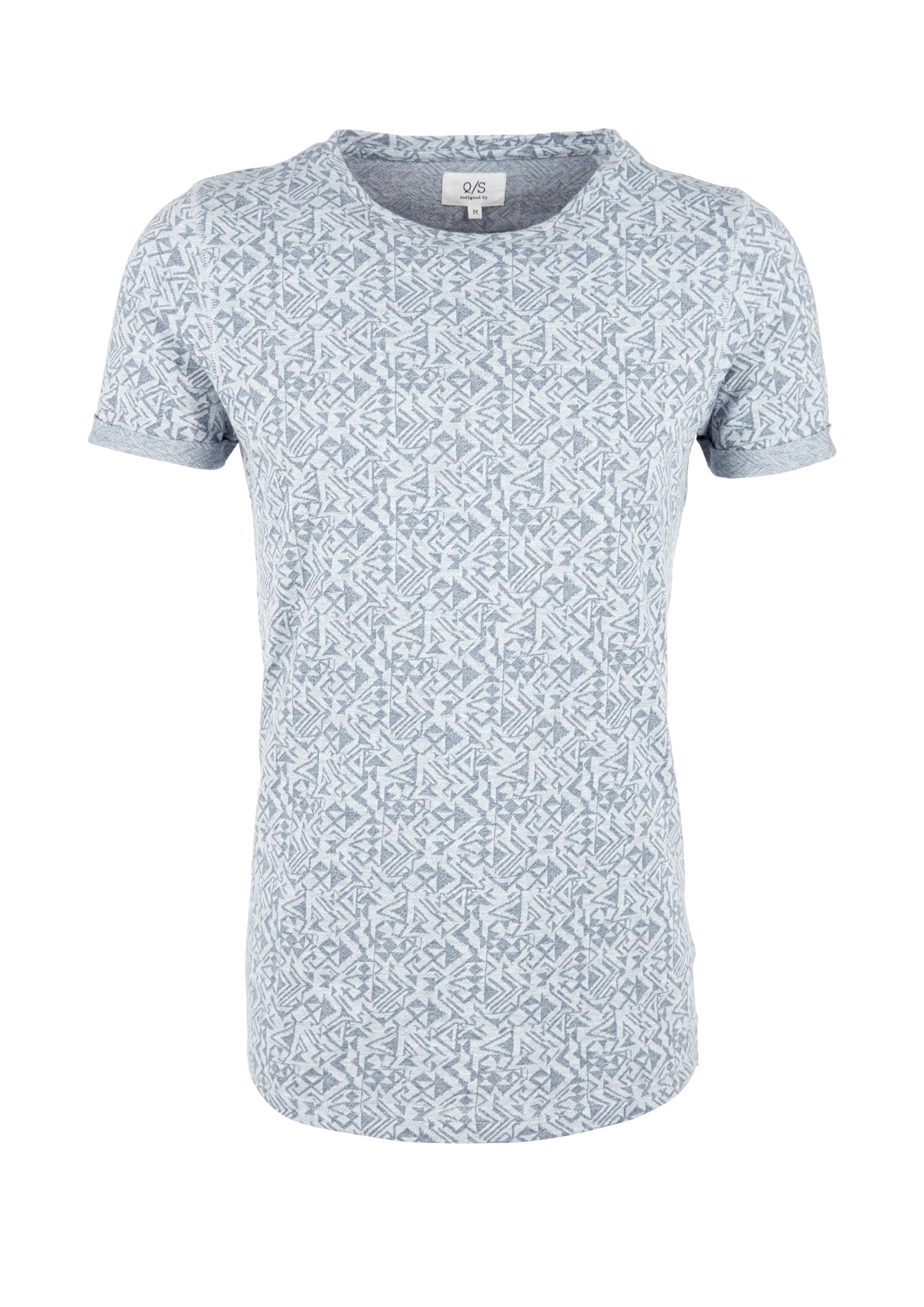 Jacquard-Shirt | Bekleidung > Shirts > Sonstige Shirts | Q/S designed by