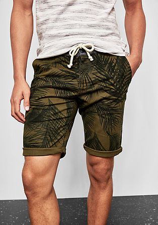 Bermudas with pockets from s.Oliver