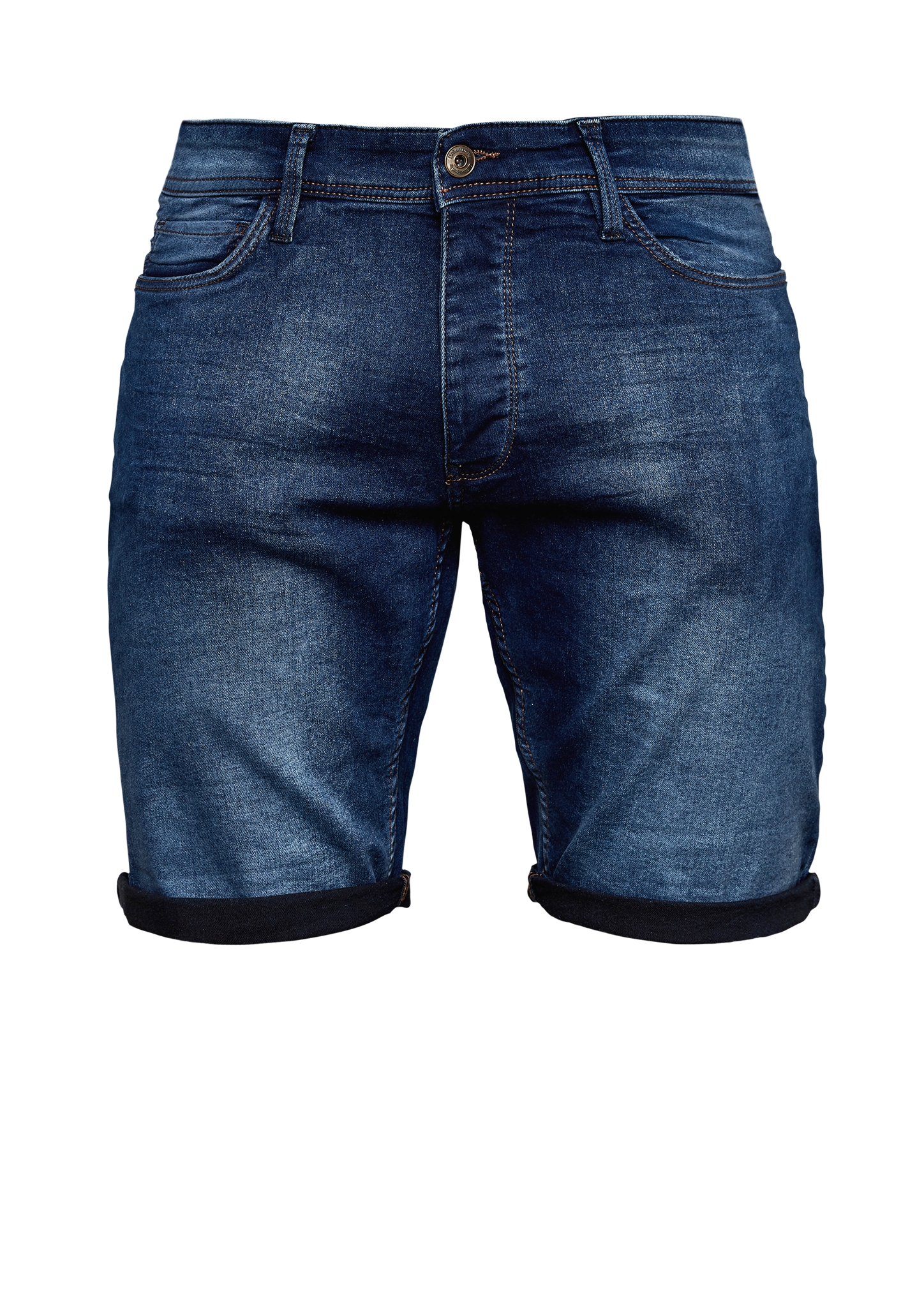Denim-Shorts | Bekleidung > Shorts & Bermudas > Shorts | Blau | 82% baumwolle -  17% polyester -  1% elasthan | Q/S designed by