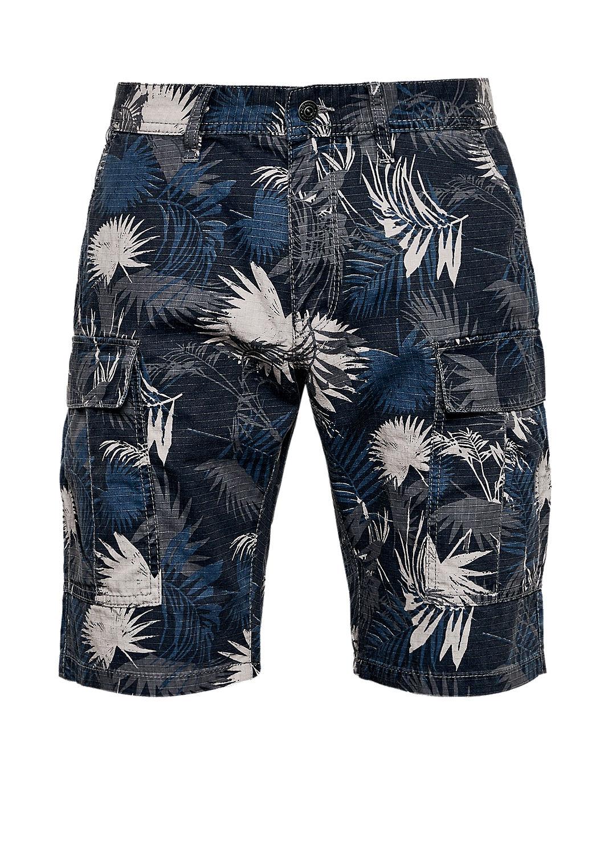 s.Oliver - John Loose: Lässige Cargo-Shorts - 4