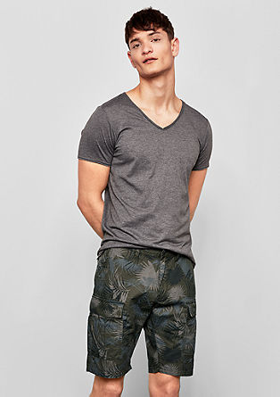 John Loose: casual cargo shorts from s.Oliver