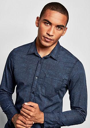 Extra Slim: melírovaná košile