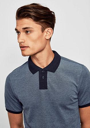 Polo majica s kontrasti