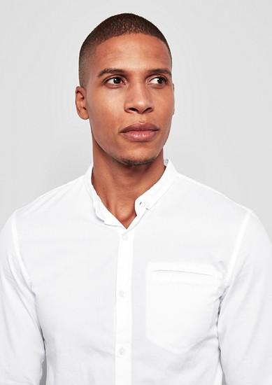 Extra Slim: Button Down-Hemd
