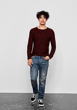 Rick Slim: Used-Jeans
