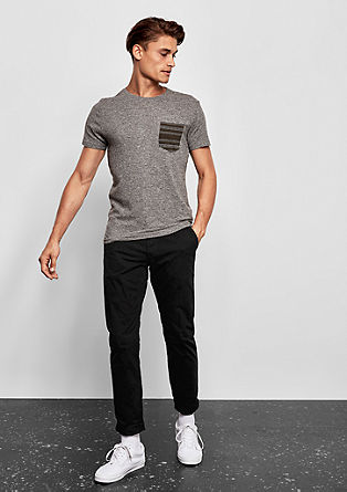 Rick Slim: casual chinos from s.Oliver