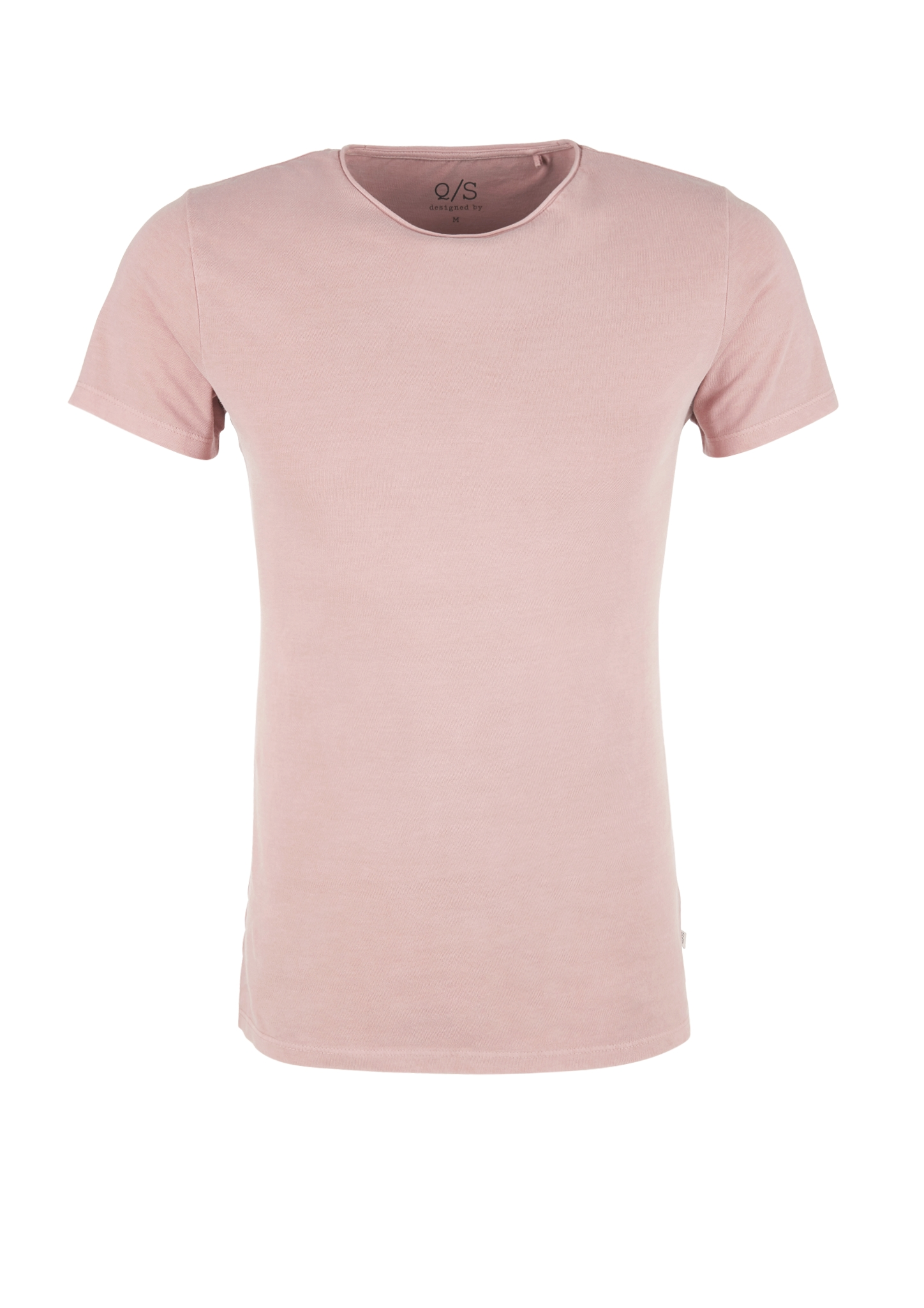 T-Shirt | Bekleidung > Shirts > Sonstige Shirts | Pink | 100% baumwolle | Q/S designed by