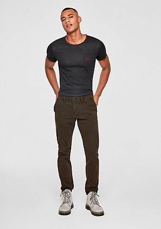 Rick Slim: Chinos from s.Oliver