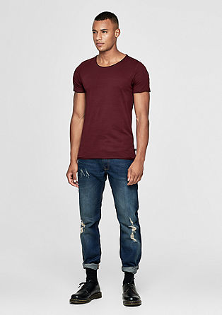 Leichtes Basic-Shirt