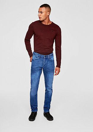 Rick Slim: jeans sijočih barv