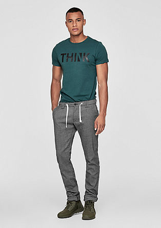 Rick Slim: casual tracksuit bottoms from s.Oliver